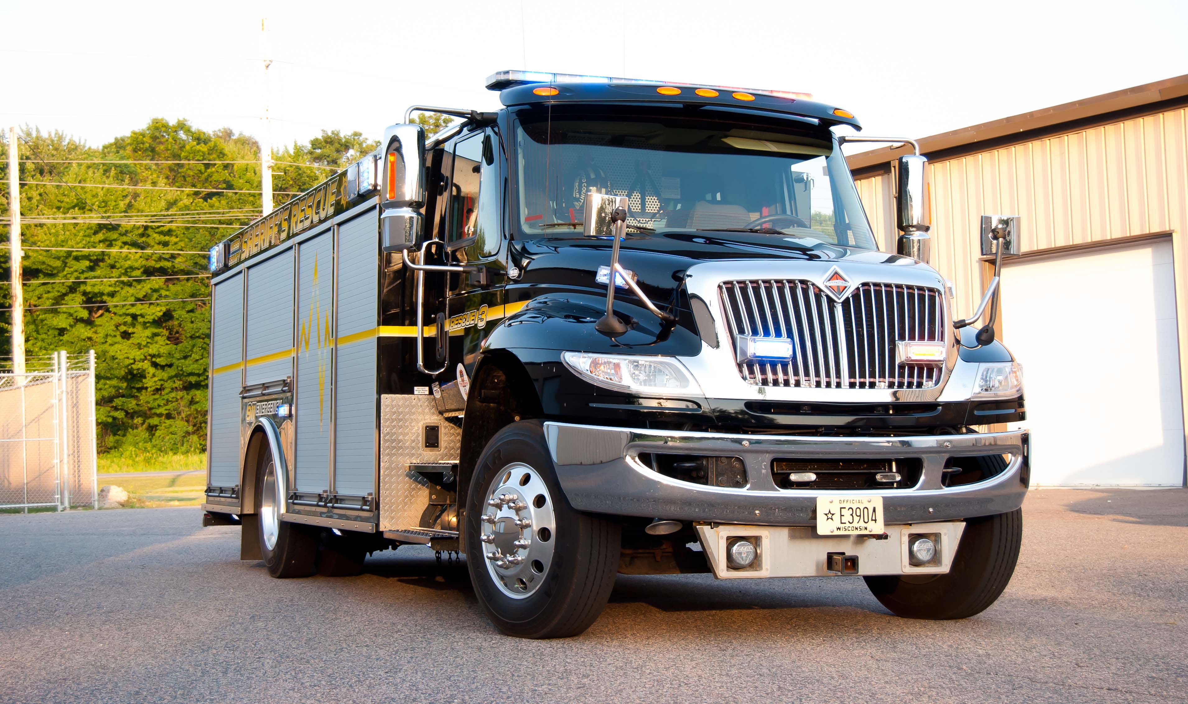 Wisconsin Rapids Rescue